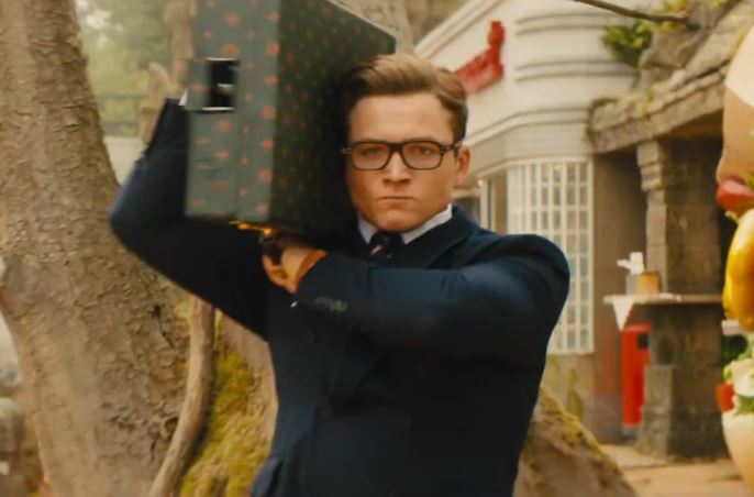Cambodia bans Hollywood's 'Kingsman' for country's portrayal as crime hub