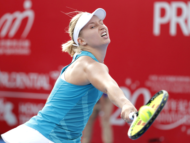 Gavrilova to face Brady in last four