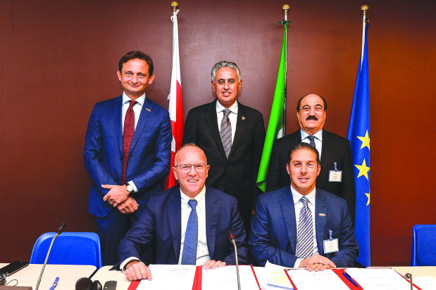 EDB signs agreement with Italian business association