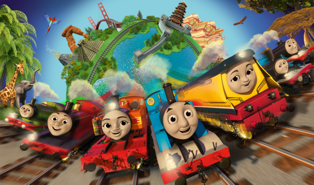 A look at the two female engines coming to 'Thomas & Friends'
