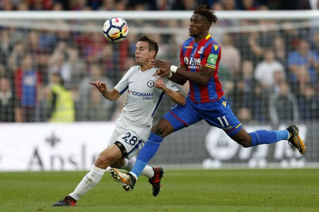 Premier League: Zaha inspires Palace to Chelsea win