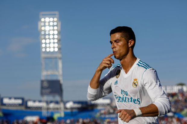 La Liga: Late Ronaldo winner rescues Real at Getafe
