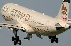 Etihad plane makes emergency landing in Adelaide
