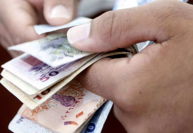 Doha freezes bank accounts over row