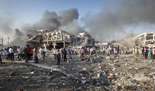 231 killed in deadliest single attack in Somalia's history