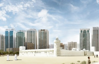 Abu Dhabi awards Qasr Al Hosn revamp contract