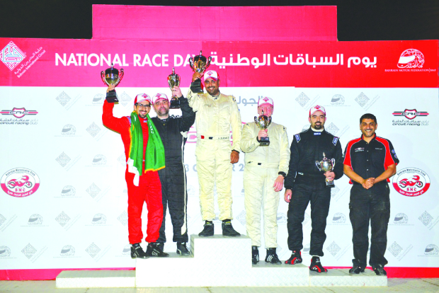 Double joy for Shaikh Hamad