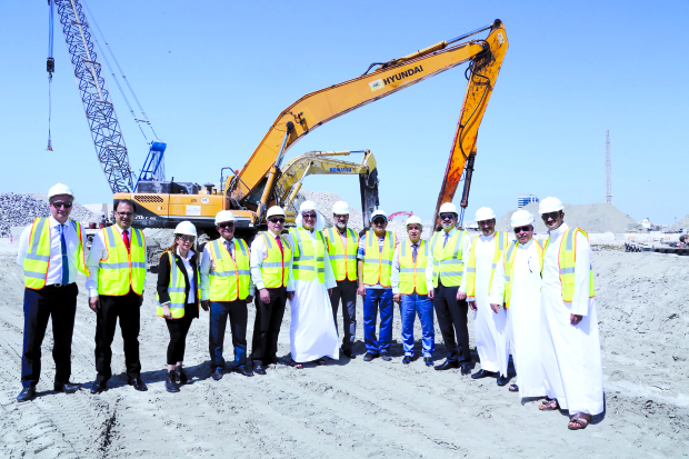 Bahrain Marina project on track