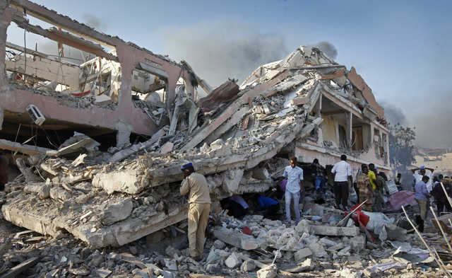 Foreign ministry condemns suicide bombings in Somalia