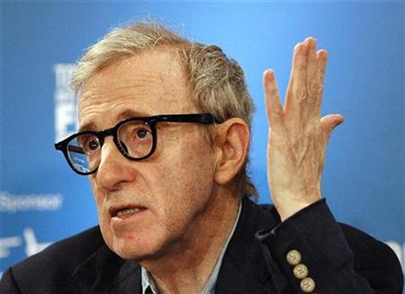 Woody Allen 'sad' for Weinstein over abuse allegations