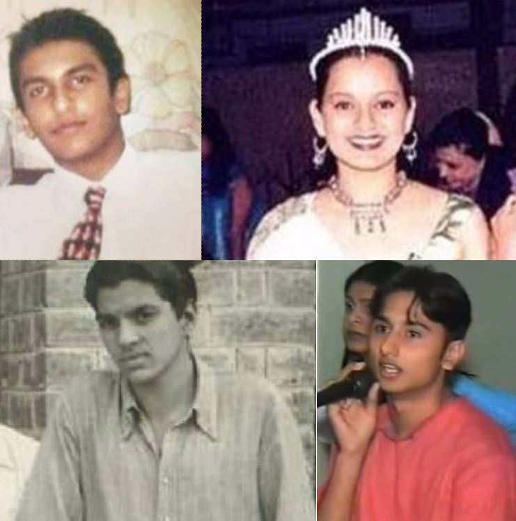 Photos of Bollywood stars when they were young and gawky!