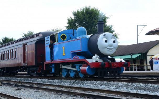 Thomas the multiracial Tank Engine gets gender balanced