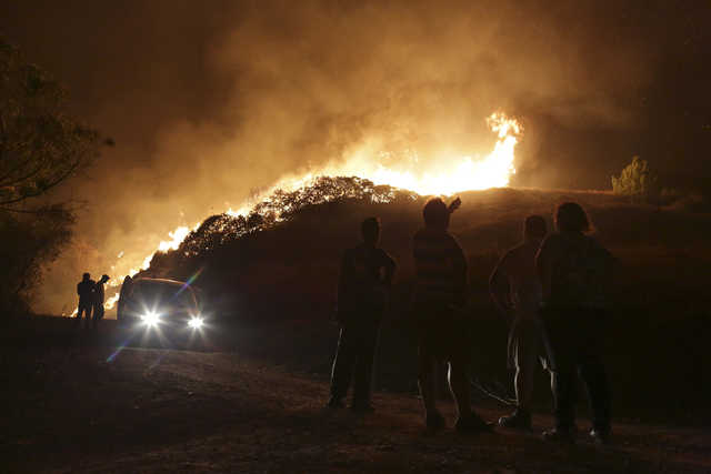World News Wildfires Kill 39 In Portugal And Spain