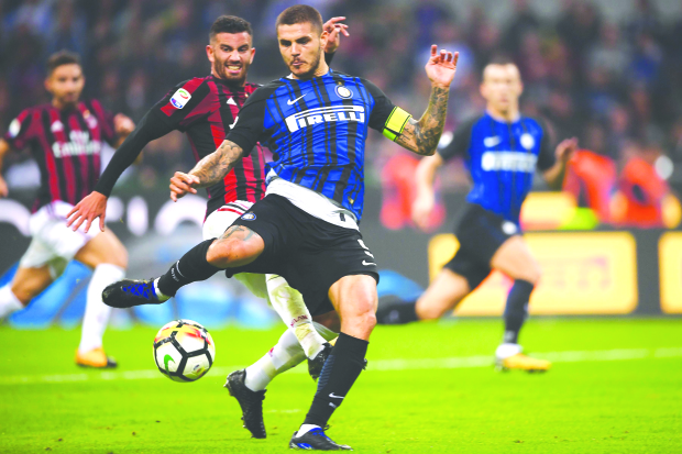 Serie A: Icardi hat-trick seals Inter win
