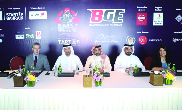 Bahrain gears up for top gaming show