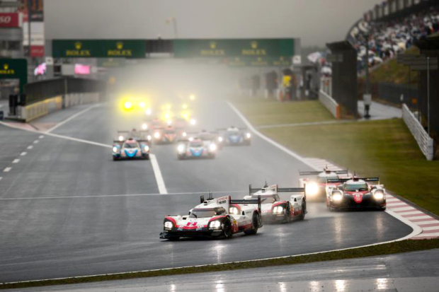 Toyota seal 1-2 finish in Japan