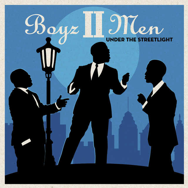 Boyz II Men return with finger-snapping new CD