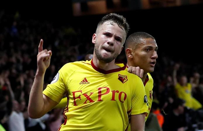 Cleverley: Watford can beat Chelsea