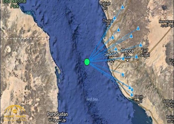Magnitude 3 earthquake strikes off Jeddah coast
