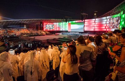 1,300 take part in WorldSkills Abu Dhabi