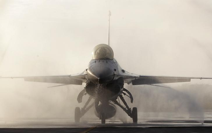 $3.8 billion F-16s deal signed between Bahrain and Lockheed Martin