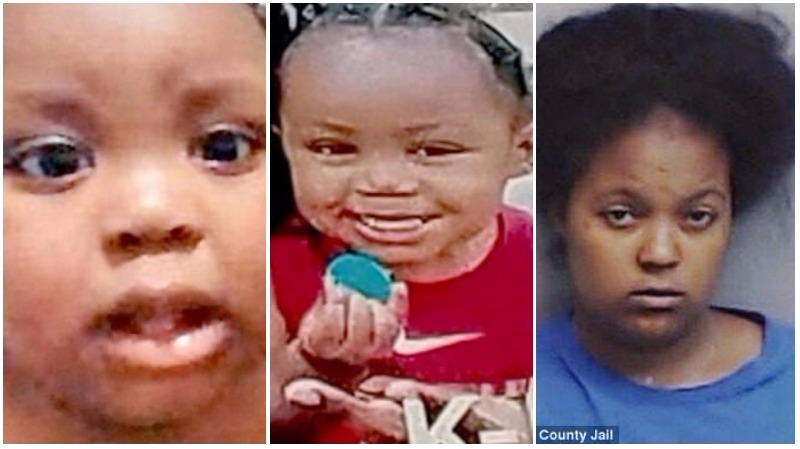 US: Mother 'killed' her two toddlers by putting them in an oven and turning it on