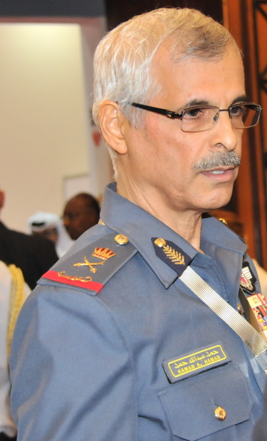 Bahrain's air force 'ready for  key security role'