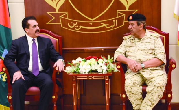 Vital defence talks
