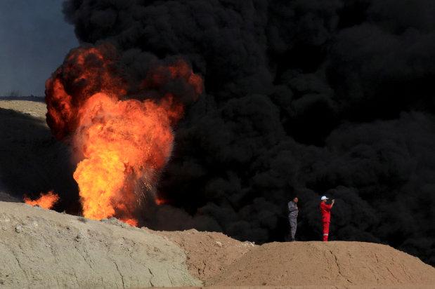 Iraqi oil minister asks BP to develop Kirkuk oilfields, oil ministry says