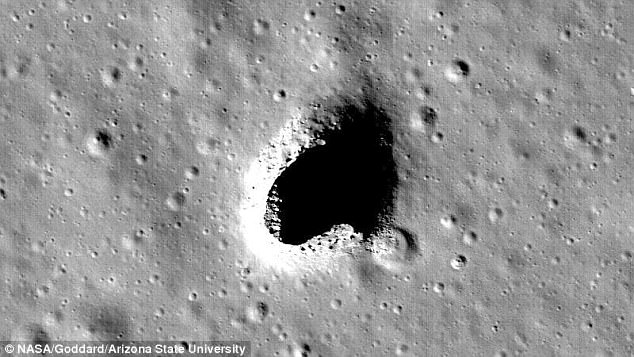 Huge cave found on moon, could house astronauts: Japan scientists