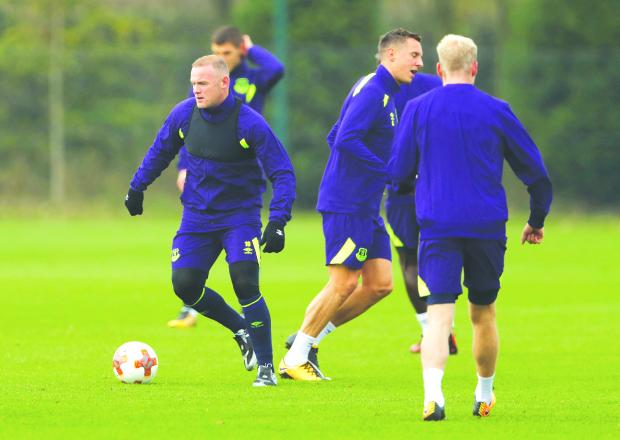 Everton brace for Lyon's threat