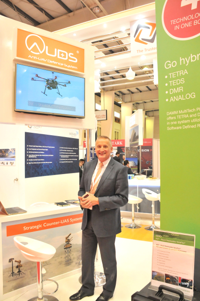 Latest hi-tech systems are showcased