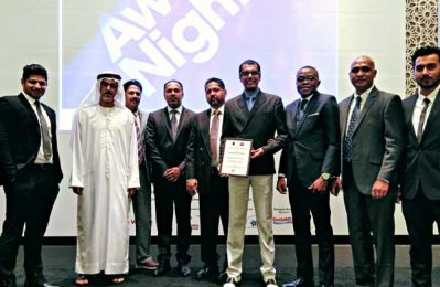 Drydocks World wins top award
