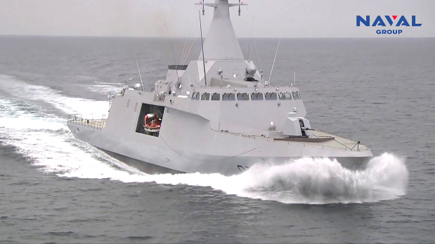 Bahrain in talks for new hi-tech warship 'Gowind'