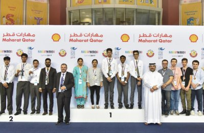 Shell launches Qatar skill development programme