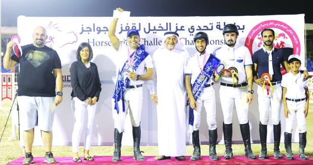 Ghazwan shines at Horse Pride Championship