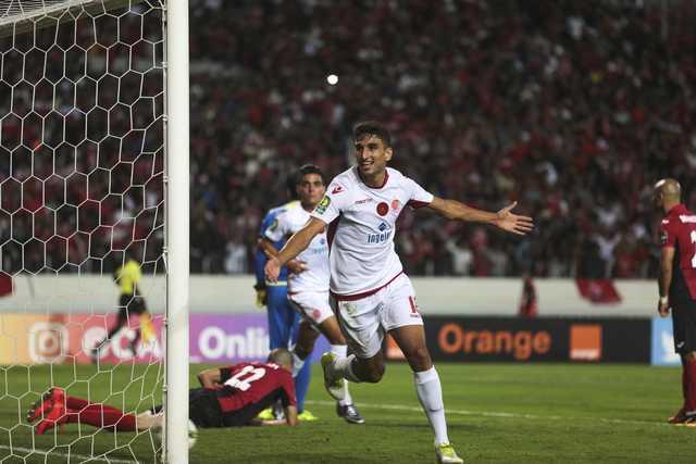 CAF Champions League: Wydad Casablanca reach final with 10 men
