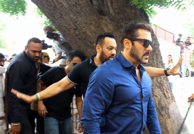 Man claiming to be Salman Khan's bodyguard 'threatens' woman