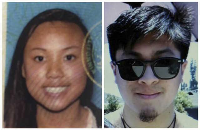 US: Park hikers may have died in 'sympathetic murder-suicide'