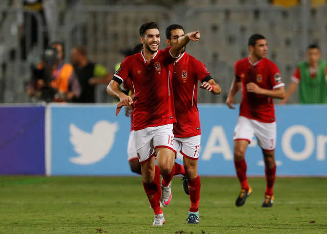 Azaro hat-trick sees Al Ahly into Champions League final