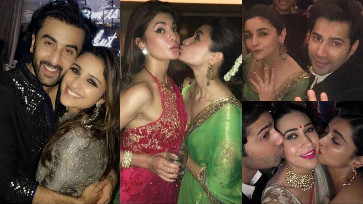 Aamir, Shilpa and Anil Kapoor's Diwali bashes gives Bollywood stars a reason to party in style!