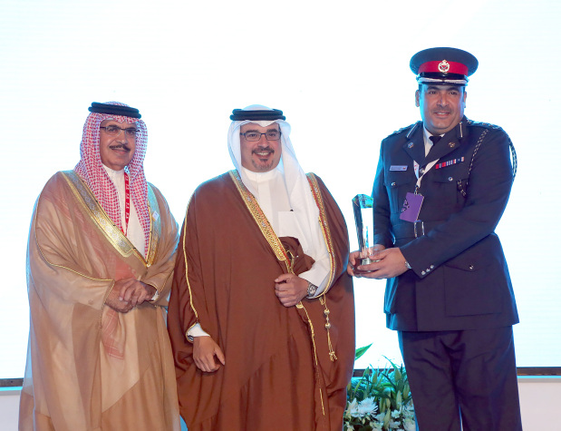 Best performing government bodies honoured