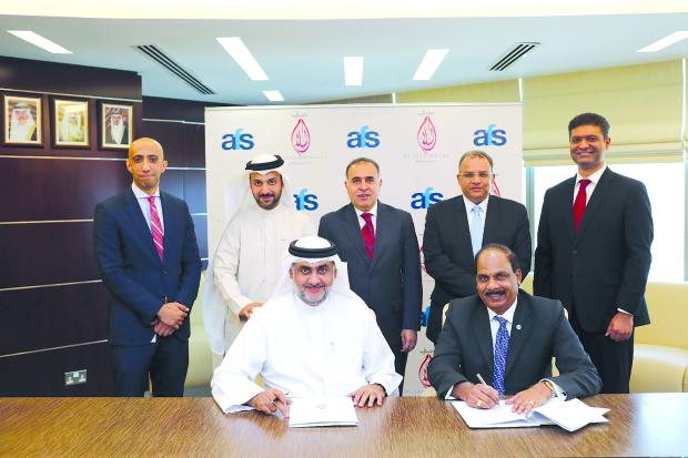 Al Salam and AFS sign digital payroll accord