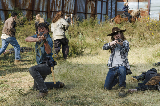 10 things you might find surprising about 'The Walking Dead'