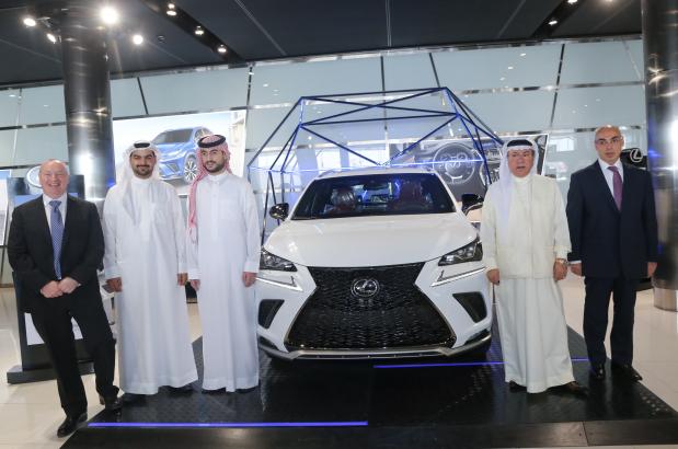 2018 Lexus NX launched