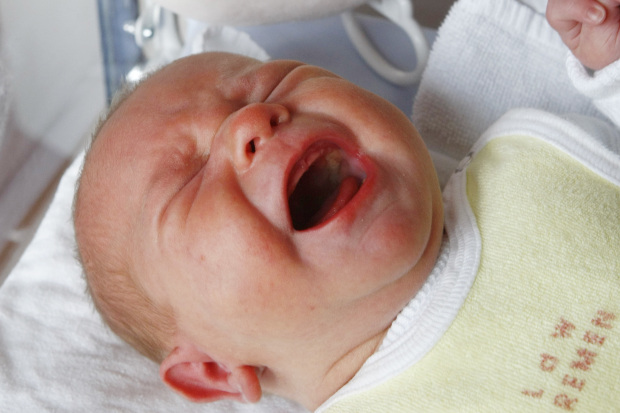 Waaah: Crying babies push same 'buttons' in mothers' brains