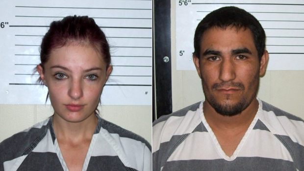 US: Parents charged in death of infant found rotting in swing