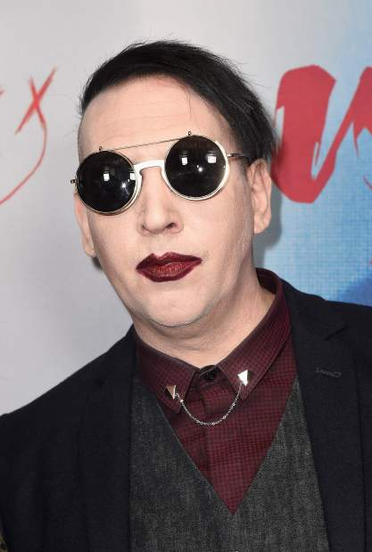 Marilyn Manson axes bassist after rape allegation
