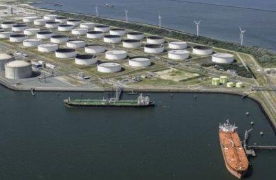 Saudi Aramco unit buys key stake in Dutch terminal