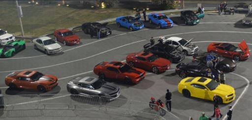 Drag and Drift Night set